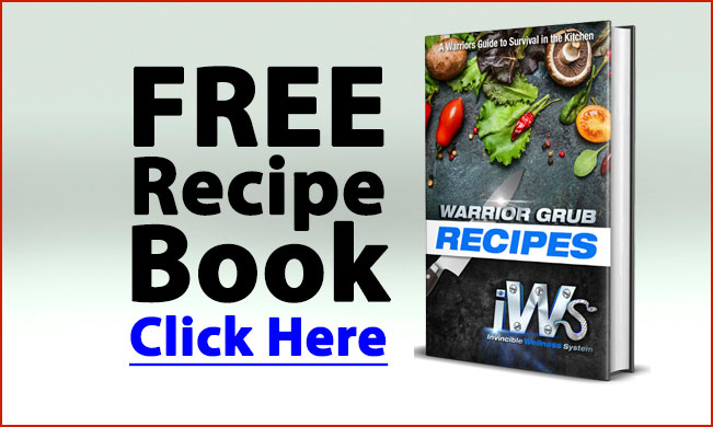 Warrior Grub Recipe Cookbook
